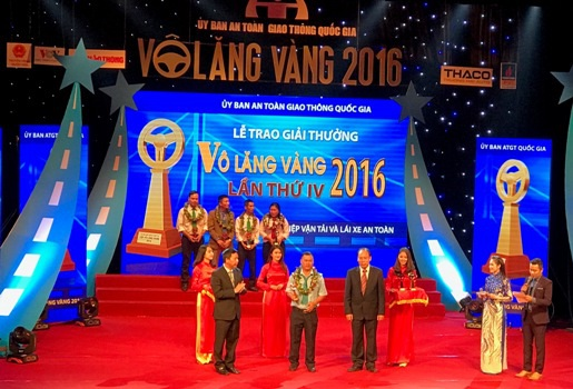 Cuộc thi Vô lăng vàng được Uỷ ban An toàn giao thông quốc gia tổ chức thường niên.