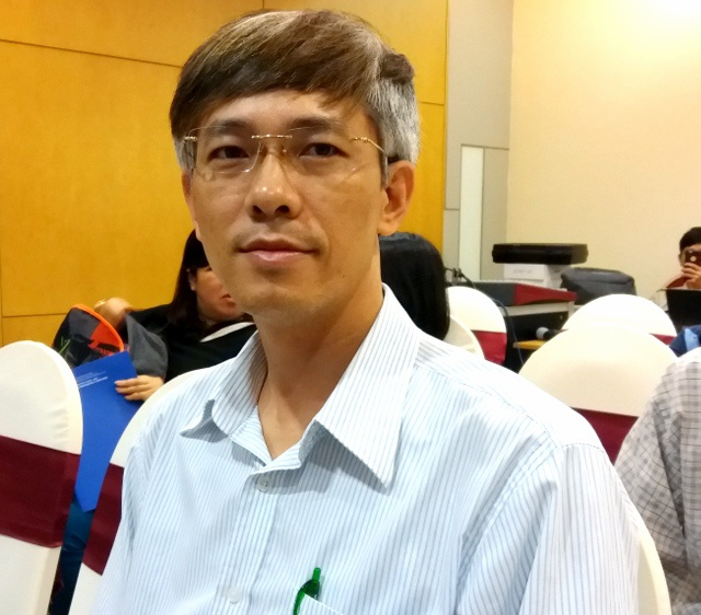 Ông Nguyễn Xuân Cường - Giám đốc miền Bắc của Công ty Cổ phần dược phẩm ECO.