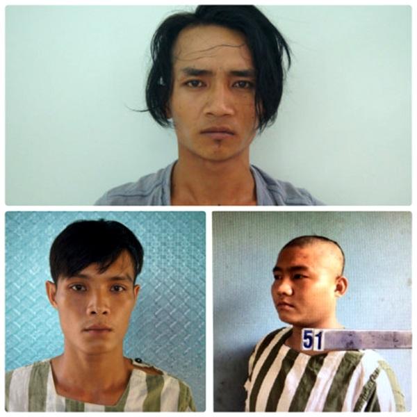Băng cướp nguy hiểm vừa mãn hạn tù tiếp tục phạm tội, bị Công an bắt giữ.