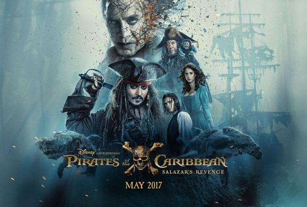 """Hãng Disney có thể sẽ bị lỗ nặng nếu phần mới của bộ phim """"Cướp biển Caribe"""" bị hacker đăng tải công khai trước khi ra rạp"""