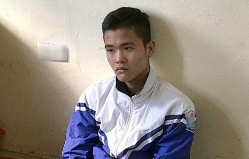 Đối tượng Lang Văn Thuận.