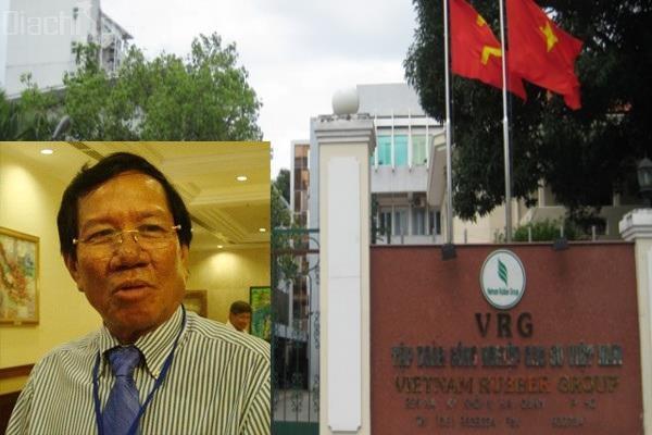 Cựu Chủ tịch Tập đoàn Cao su Việt Nam đã không thể có cuộc hạ cánh an toàn sau khi về hưu. Ảnh Vietnamnet