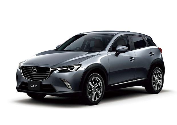 Mazda CX-3 giành giải Xe của năm tại Thái Lan - 1