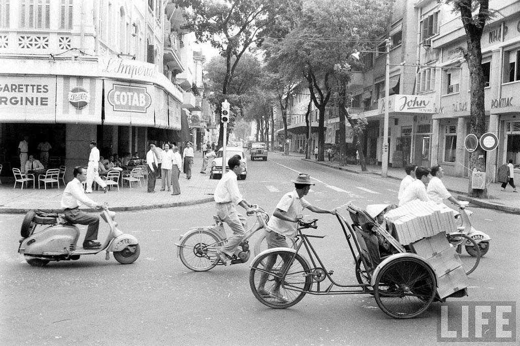 Sài Gòn – TPHCM: 42 năm nguyên vẹn những góc phố, tuyến đường - 15