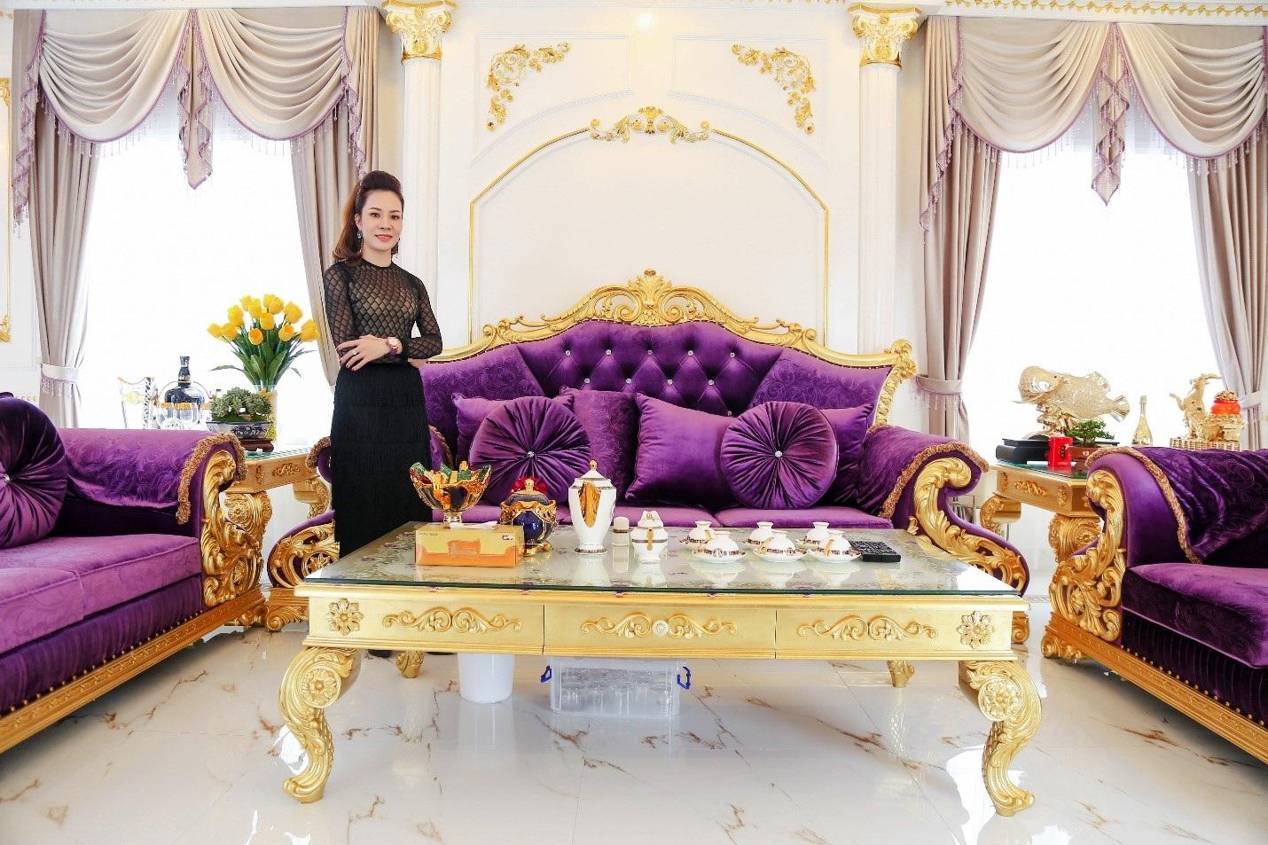 Nữ doanh nhân 8X sở hữu spa dát vàng triệu đô - 1