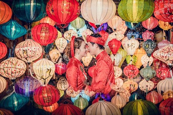 Cặp đôi Việt chi 1 tỷ đồng chụp ảnh cưới ở 4 nước trong... 2 tháng - 20