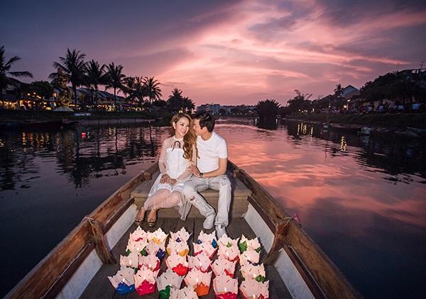Cặp đôi Việt chi 1 tỷ đồng chụp ảnh cưới ở 4 nước trong... 2 tháng - 16
