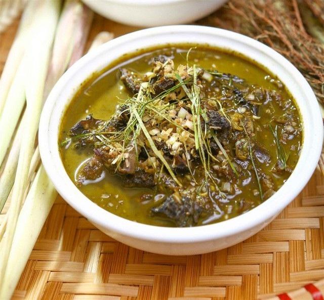 Nậm pịa được xem là món ăn nổi tiếng của người Thái ở vùng cao Tây Bắc.