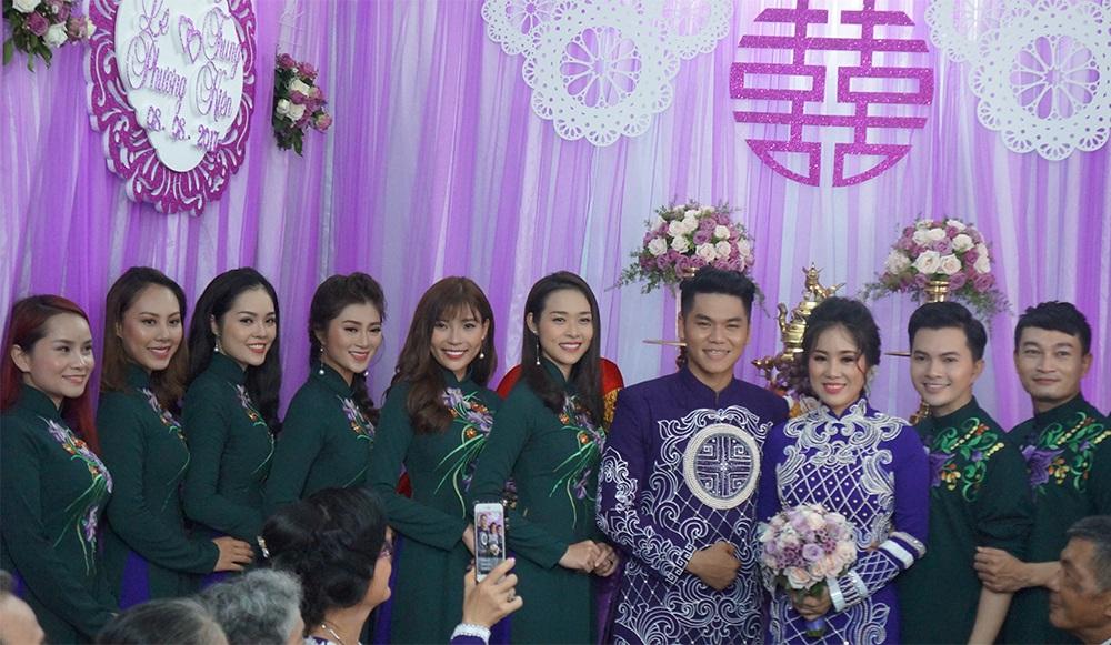 Diễn viên Lê Phương hạnh phúc bên chồng mới - 23