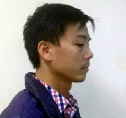 Cao Mạnh Hùng, cựu cán bộ ngân hàng đang bị cáo buộc về hành vi dâm ô với trẻ em.