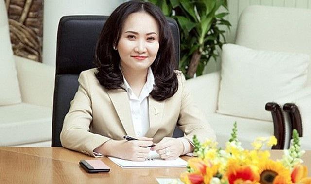 Đặng Huỳnh Ức My - con gái của ông Đặng Văn Thành và bà Huỳnh Bích Ngọc.
