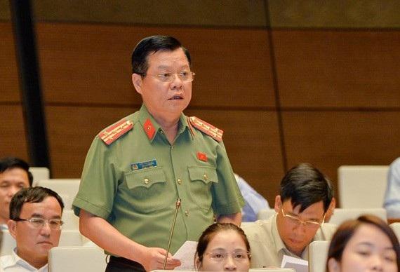 Phó Giám đốc Công an TP Hà Nội Đào Thanh Hải