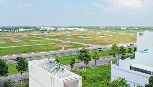 Thị trường TPHCM có hiện tượng sốt giá ảo trong phân khúc đất nền ở các quận ven và một số huyện.