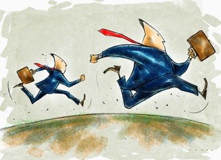 Giới đầu tư bất ngờ thực hiện bán tháo cổ phiếu trong phiên chiều 7/7.