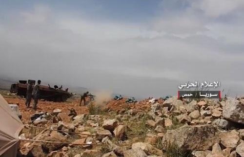 Đàm phán Astana đổ vỡ, quân Assad xoay trục chiến lược - 1