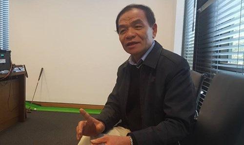 ĐBQH Lê Thanh Vân.