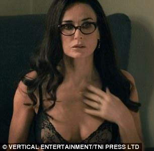 Demi Moore nhận được nhiều kỳ vọng của khán giả khi tái xuất lần này