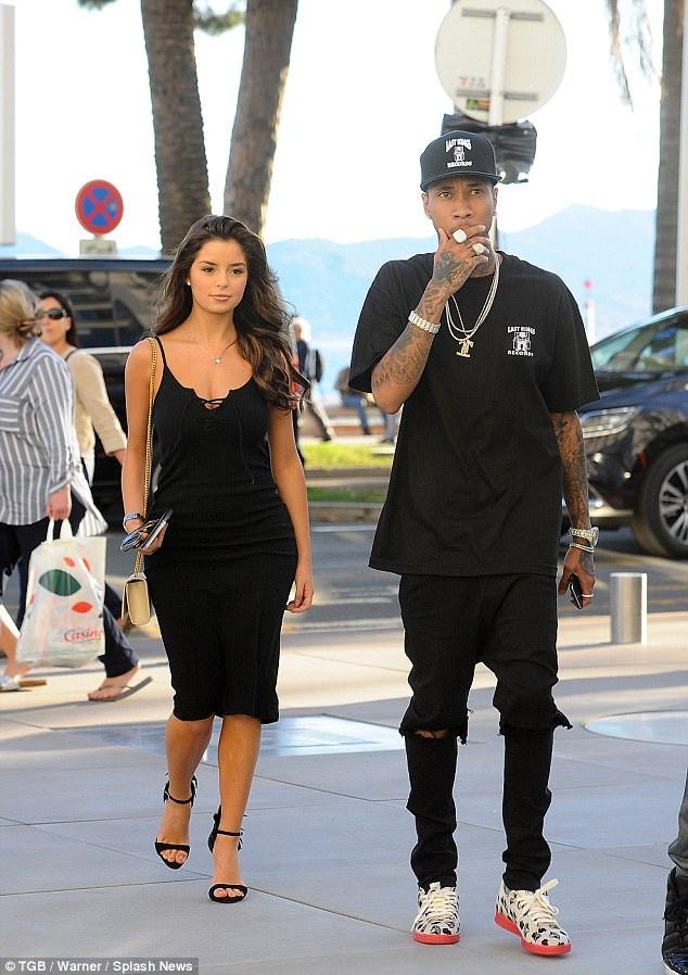 Chuyện tình ngắn ngủi với Rapper gốc Việt Tyga đã giúp Demi Rose trở nên nổi tiếng nhanh chóng.