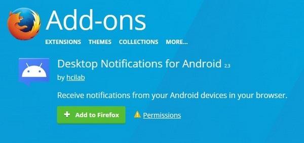 """Nhấn """"Add to Firefox"""" để cài đặt extension cho trình duyệt Firefox"""