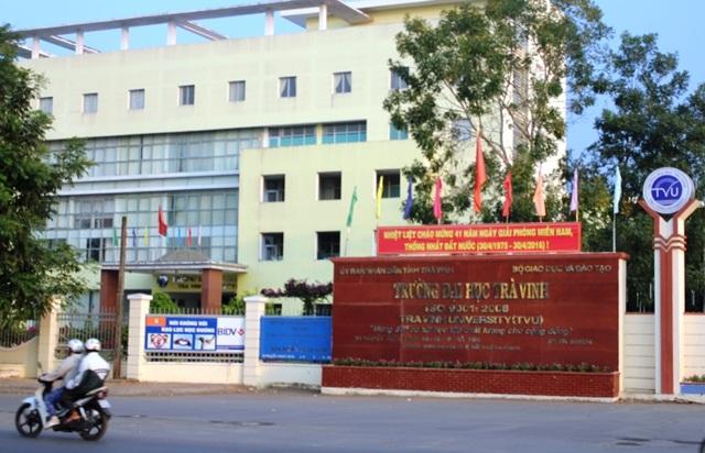 Trường ĐH Trà Vinh được thì điểm đồi mới cơ chế hoạt động, tự chủ trong đào tạo