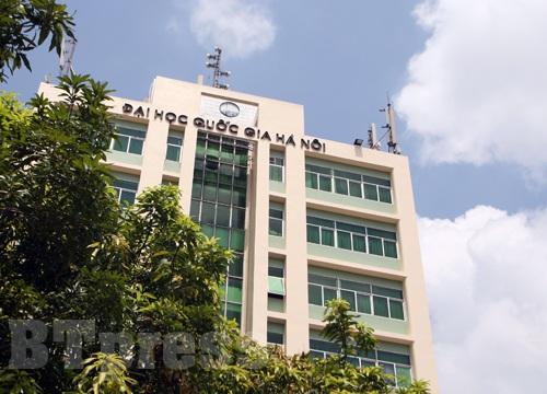ĐH Quốc gia Hà Nội đứng đầu bảng xếp hạng 49 trường đại học Việt Nam