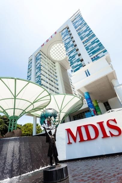 Kí túc xá MDIS nằm ngay trong khuôn viên trường tạo môi trường an toàn và thuận tiện cho du học sinh