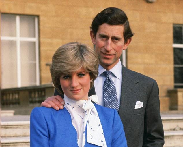 Cuộc sống hôn nhân của Diana đẫm nước mắt (Ảnh: Getty)