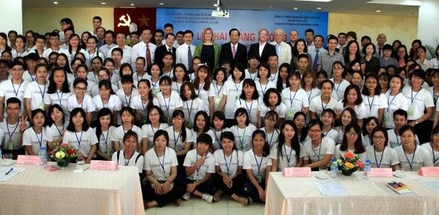 Lễ Khai giảng khoá đào tạo ngoại ngữ cho điều dưỡng viên sang CHLB Đức học tập và làm việc.