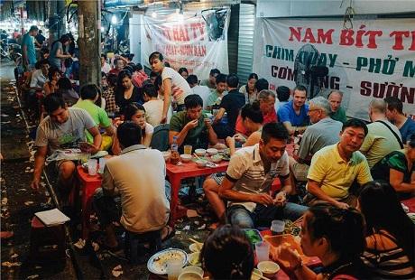 Vấn đề vệ sinh an toàn thực phẩm khiến nhiều du khách lo ngại (Ảnh: Internet)