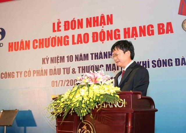 Đinh Mạnh Thắng (em trai ông Đinh La Thăng) cũng bị cáo buộc về tội tham ô tài sản với vai trò giúp sức.