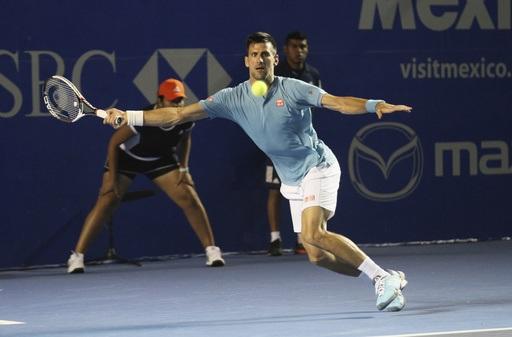 Djokovic mướt mồ hôi mới có chiến thắng trước Del Potro