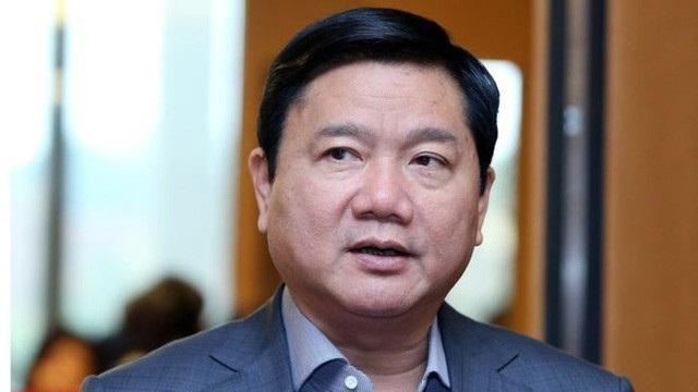 Ông Đinh La Thăng - nguyên Chủ tịch HĐQT Tập đoàn Dầu khí Việt Nam.