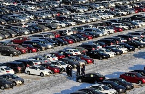 Lãng phí hàng tỷ USD mỗi năm cho việc tìm chỗ đỗ xe - 1