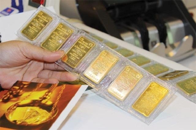 Sản xuất vàng miếng, vàng nguyên liệu là 1 trong 20 ngành nghề kinh doanh Nhà nước độc quyền.