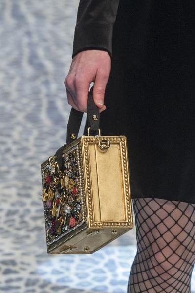 Thương hiệu nổi tiếng nước Ý luôn làm say lòng những người yêu thời trang mỗi khi ra mắt BST mới.