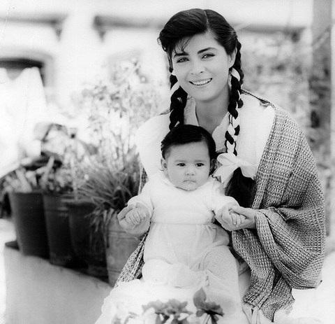 Hình ảnh nàng Maria xinh đẹp và mạnh mẽ từng làm say đắm bao thế hệ khán giả. Ảnh: TL.