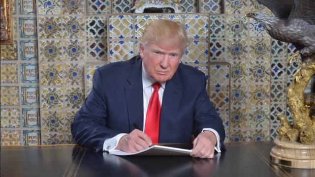Tổng thống Mỹ Donald Trump (Ảnh: Reuters)