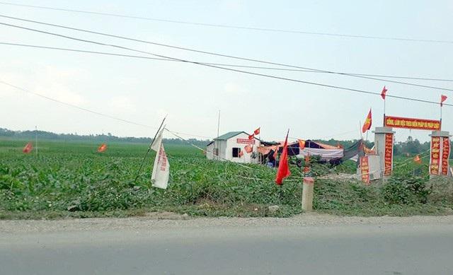 Kết luận liên quan đến đất đai xã Đồng Tâm được công bố vào tháng 7/2017