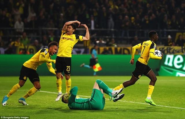 Liệu chăng Dortmund có gượng dậy sau cú ngã?