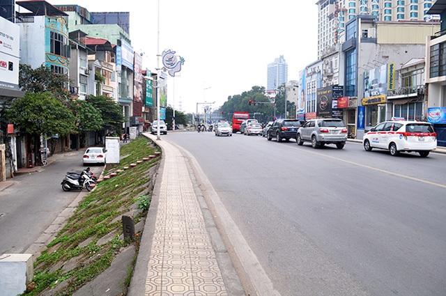 Hà Nội đang xây dựng kế hoạch mở rộng đê Nghi Tàm