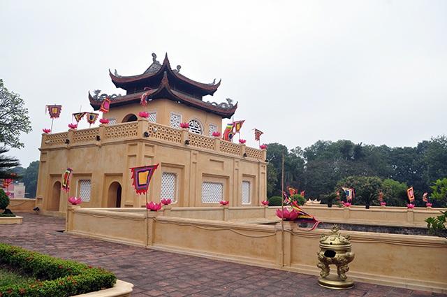 Năm nay là đợt làm mới lớn nhất kể từ khi đơn vị này tiếp nhận Hoàng Thành từ Bộ Quốc phòng