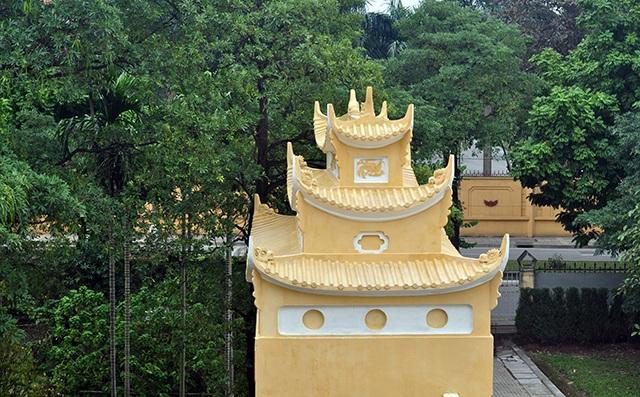"""Hoàng Thành Thăng Long khác lạ trong """"màu áo mới"""" - 10"""