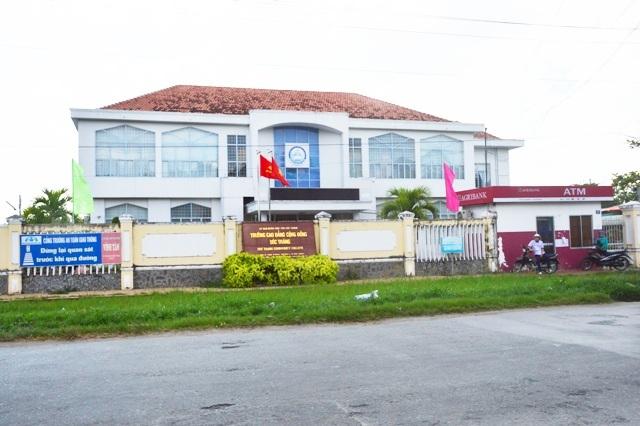 Trường Cao đẳng Cộng đồng Sóc Trăng có hàng loạt sai phạm về tài chính.