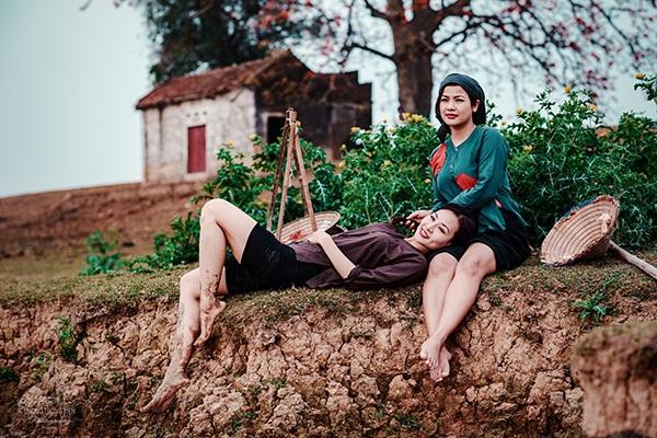 Tại xã Lãng Sơn, huyện Yên Dũng, Bắc Giang có một cây hoa gạo đã lâu năm.
