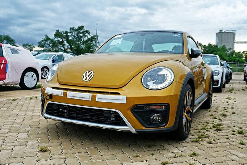 Volkswagen Beetle trở lại thị trường Việt Nam - 2