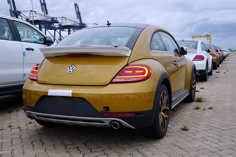 Volkswagen Beetle trở lại thị trường Việt Nam - 3