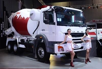FUSO giới thiệu chương trình khuyến mãi tại Vietnam Motor Show 2017 - 4