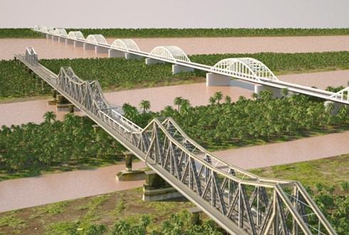 Dự án đường sắt đô thị số 1 Ngọc Hồi - Yên Viên (minh hoạ)