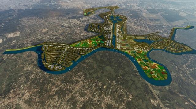 Toàn cảnh siêu dự án của Tuần Châu đề xuất