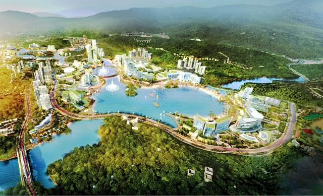 Sun Group là nhà đầu tư duy nhất tại dự án Khu phức hợp nghỉ dưỡng giải trí cao cấp Vân Đồn